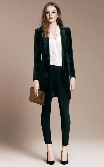 Pictures of Zara Evening Holiday 2010 Lookbook