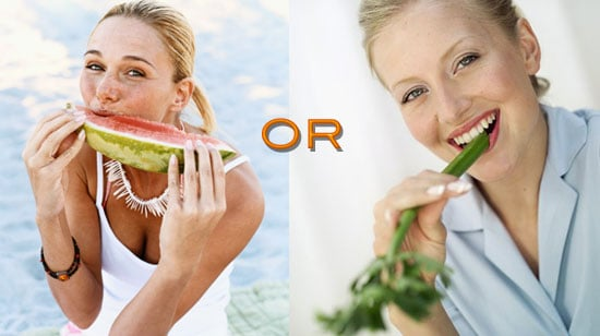 Fruit or Veggies: Which Is Harder to Include in Your Diet?