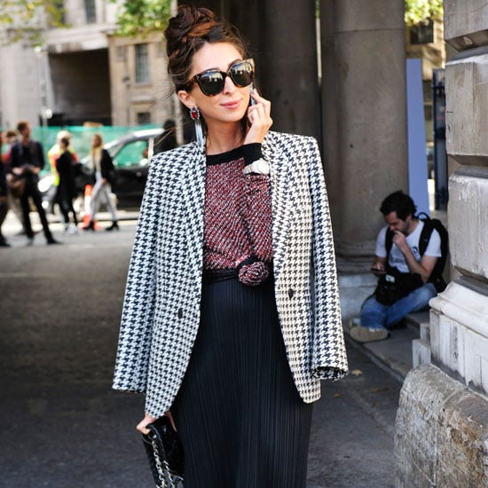 That's a Wrap — Over 100 Street-Chic LFW Snaps to See Now