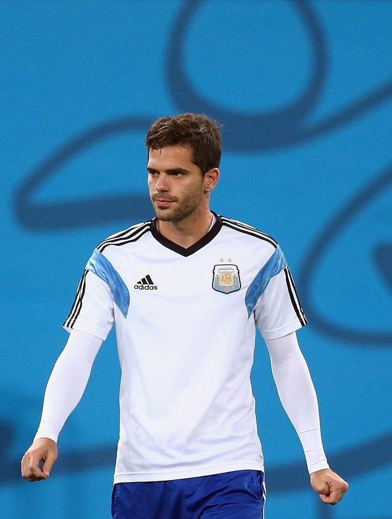 Argentina: Fernando Gago
