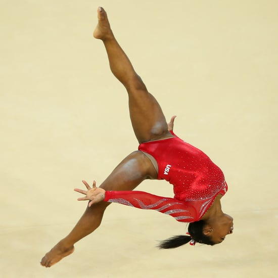 How Gymnast Simone Biles Deals With Fear