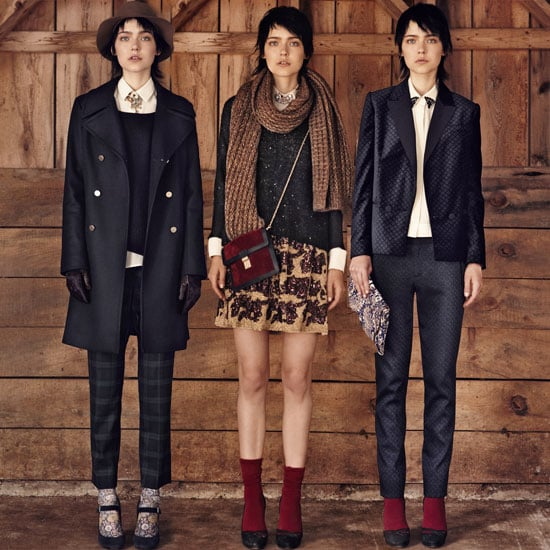 Club Monaco Holiday 2012 Collection