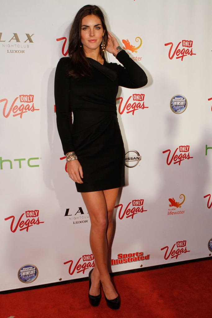 Irina, Brooklyn, and Chrissy Head to Vegas For More Sports Illustrated Celebrating