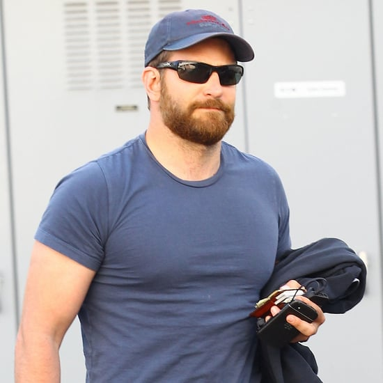 Bradley Cooper Looking Buff in LA
