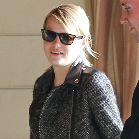 Emma Stone at the Sunset Tower Hotel | Pictures