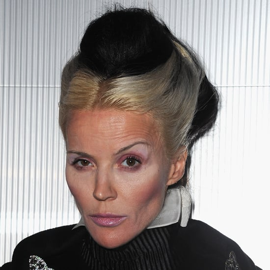 Daphne Guinness at Chanel