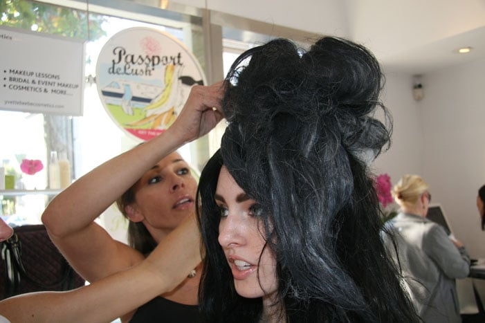 Halloween How-To: Amy Winehouse