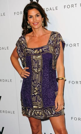 Cindy Crawford's Diet and Fitness Tips For Looking Good Over 40