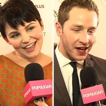Once Upon a Time Cast PaleyFest (Video)