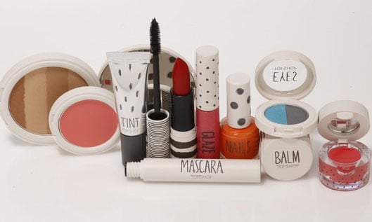 Topshop to Launch a Makeup Line