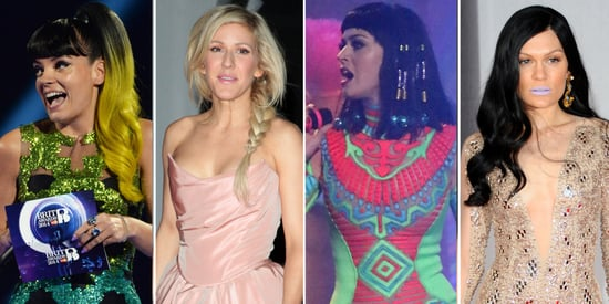 Brit Awards 2014: See All Of The Outrageous Looks (PHOTOS)
