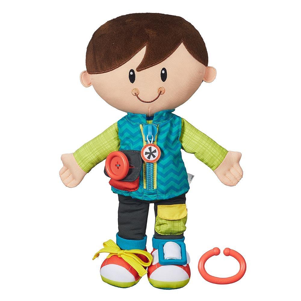 For 2-Year-Olds: Playskool Dressy Kids