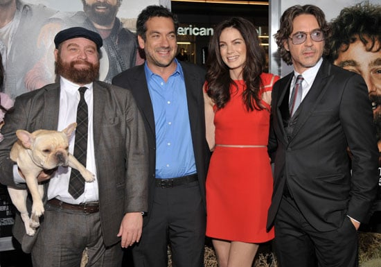 Pictures of Zach Galifianakis, Robert Downey Jr., and More at Due Date LA Premiere 2010-10-29 11:30:00