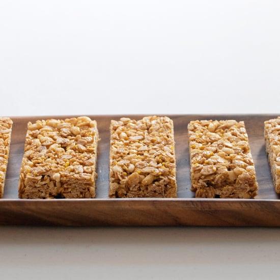 Homemade No-Bake Energy Bars