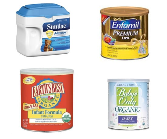 How Much Infant Formula Costs