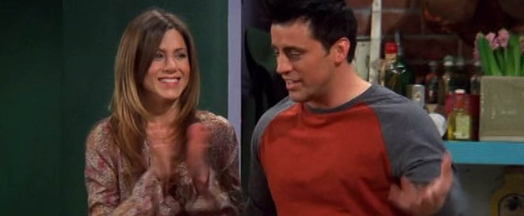 Friends Left Jennifer Aniston's Double in a Scene by Accident . . . and None of Us Noticed
