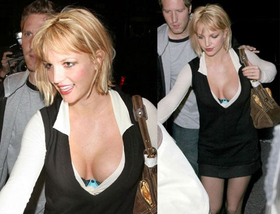 Britney Heads South to Sing