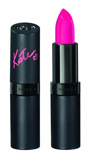 Kate Moss Launches New Shades of Rimmel Lasting Finish Lipstick