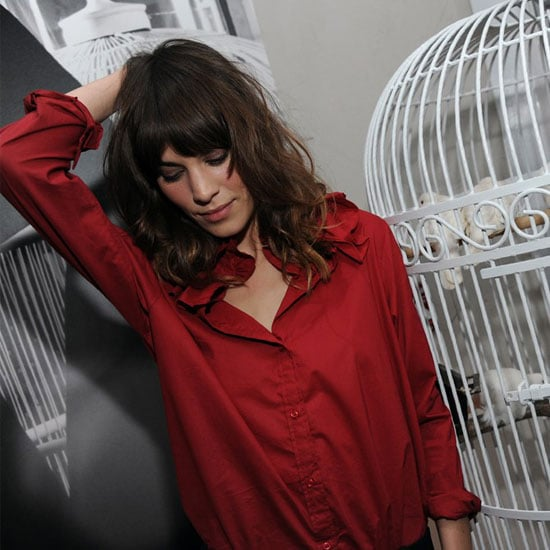 Alexa Chung the new face of French Fashion Label Maje: Get a First Look at the Campaign Video