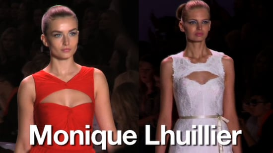 Spring 2011 New York Fashion Week: Monique Lhullier