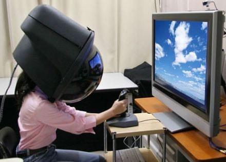 Toshiba Head Dome: Totally Geeky or Completely Crazy?