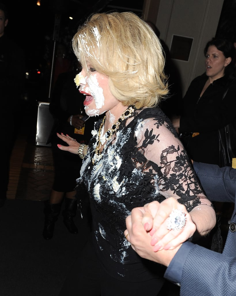 You Won't Believe What Someone Did to Joan Rivers