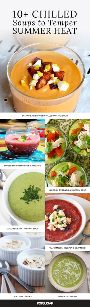 11 Arguments For Supping On (Chilled) Soup in the Summer