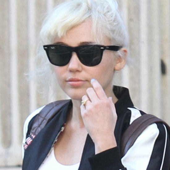 Miley Cyrus's Engagement Ring