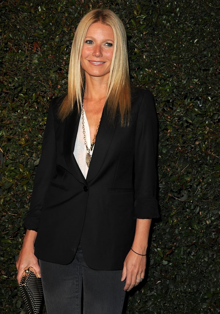 Gwyneth, Gwen, Miranda, and Kristen Party With the McCartney Clan