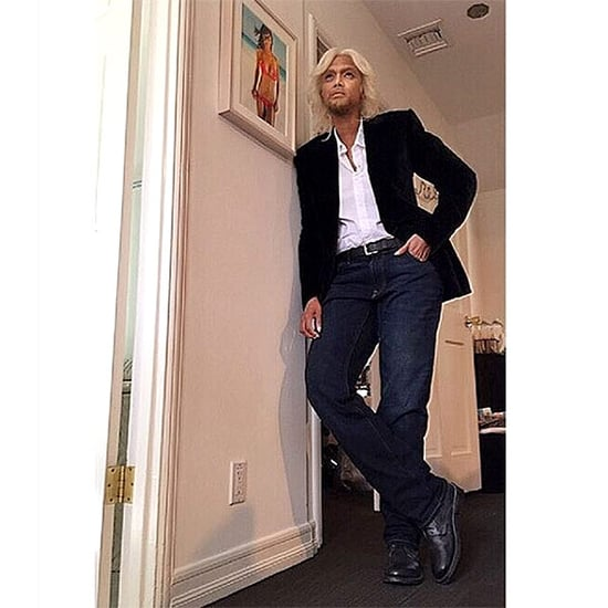 Tyra Banks Transforms into 'Business Hero' Richard Branson in a Jaw-Dropping Halloween Costume
