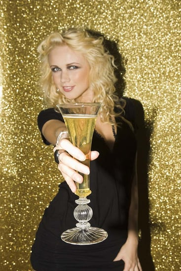 How Many Glasses of Champagne Did You Drink on New Year's Eve?