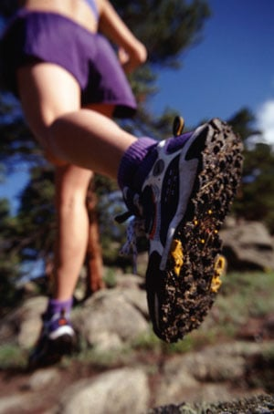 Burn More Calories by Increasing Your Speed
