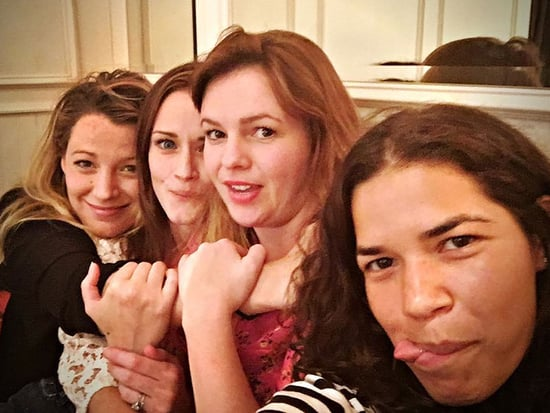 Blake Lively, America Ferrera, Amber Tamblyn and Alexis Bledel Are Together Again in This Sisterhood of the Traveling Pants Phot
