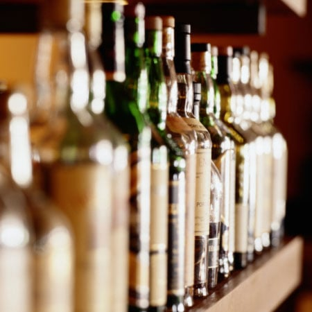 Alcohol You Need For a Home Bar