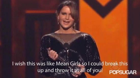 She'll Never Not Make Mean Girls References With You