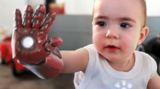 Iron Baby and News About the Next Apple TV