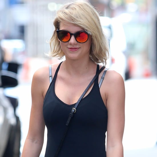 Taylor Swift Going to the Gym in NYC August 2016