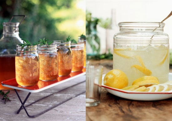 Would You Rather Drink Iced Tea or Lemonade?