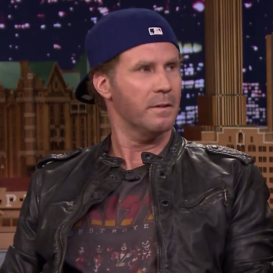 Will Ferrell and Chad Smith Drum Off Video