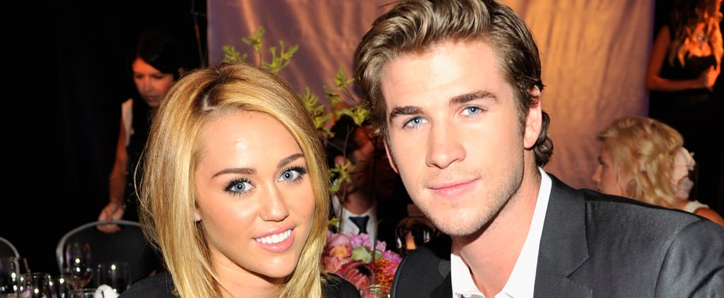 Miley Cyrus Sports a Ring on That Finger — Is It the Same One Liam Hemsworth Gave Her?