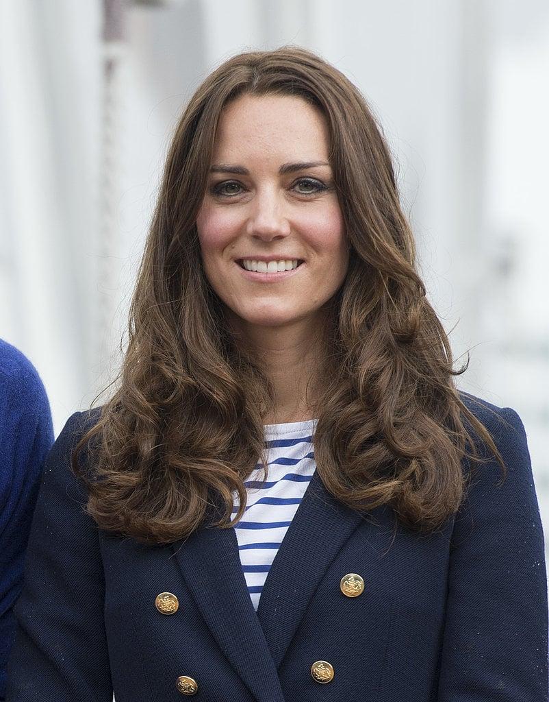Kate Middleton's Amazing Hairstyles