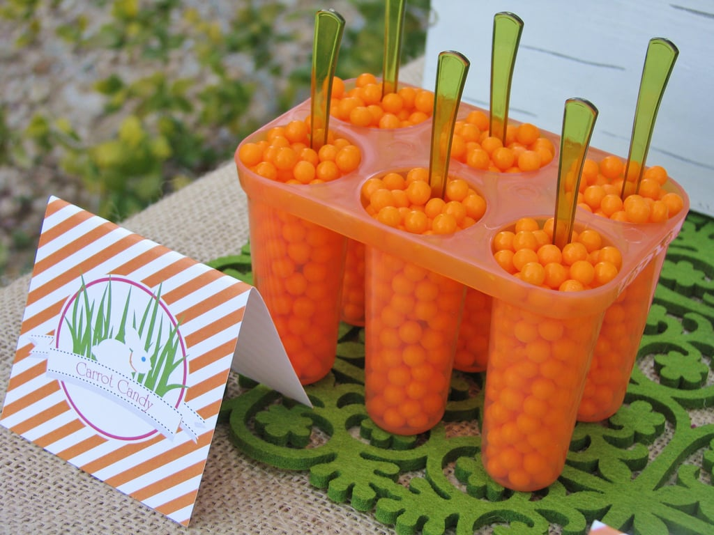Jelly Bean Carrots