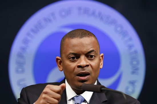 Transportation Secretary Foxx Says We'll Ride In Self-Driving Cars In 5 Years