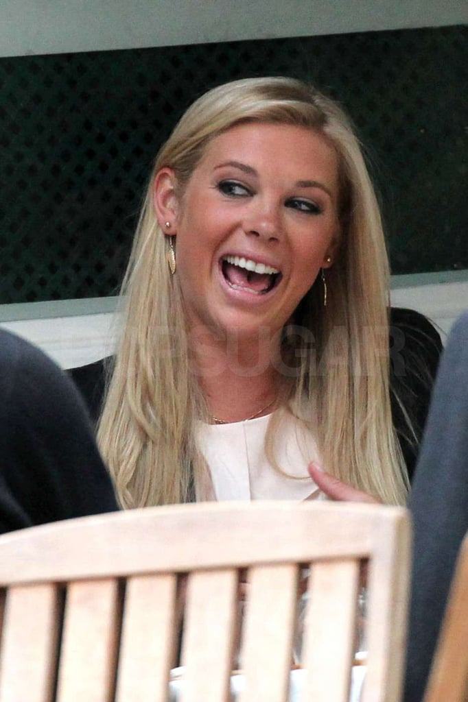 Chelsy Davy Unwinds With a Friendly Dinner Ahead of the Royal Wedding