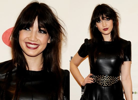 Photos of Daisy Lowe at MTV Europe Music Awards. Love or Hate Her Goth Look?