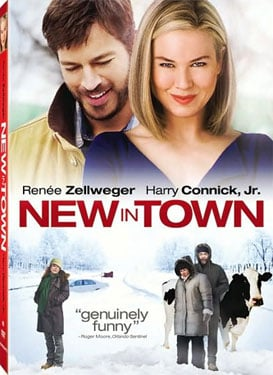 New on DVD, New in Town, The Closer