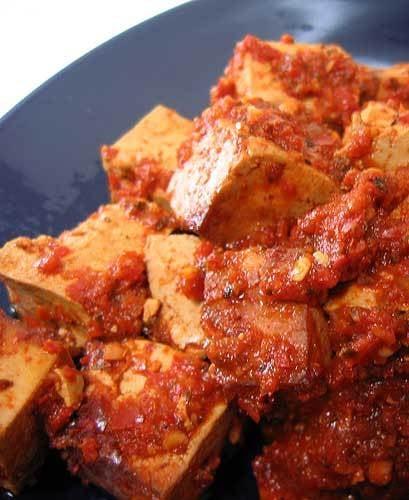 Rapid, Hearty, Vegan Dinner: Texas Tofu