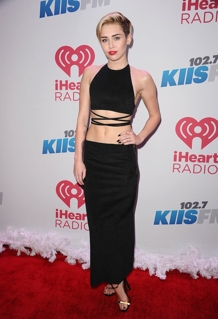 Miley Cyrus, 21