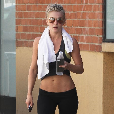 Julianne Hough's Workout Style