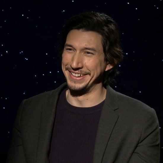 Adam Driver Star Wars Interview | Video